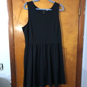 Black Old Navy Dress - XL